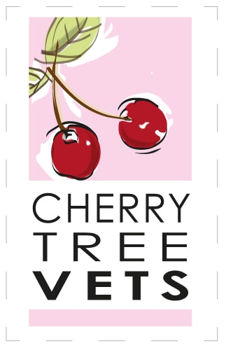 Cherry Tree vet logo